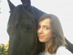moi et black-beauty - Male Horse (2 years)